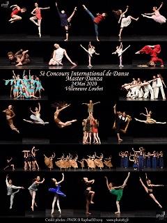 Concours Master Danza 2020