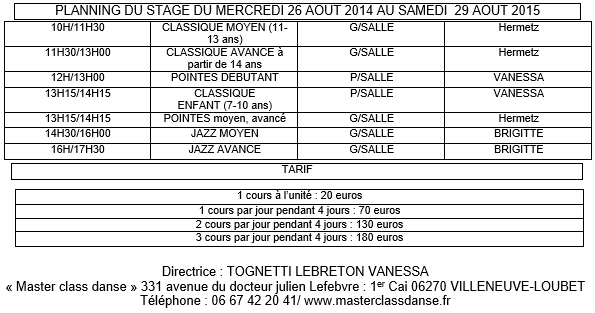 stage_horaires