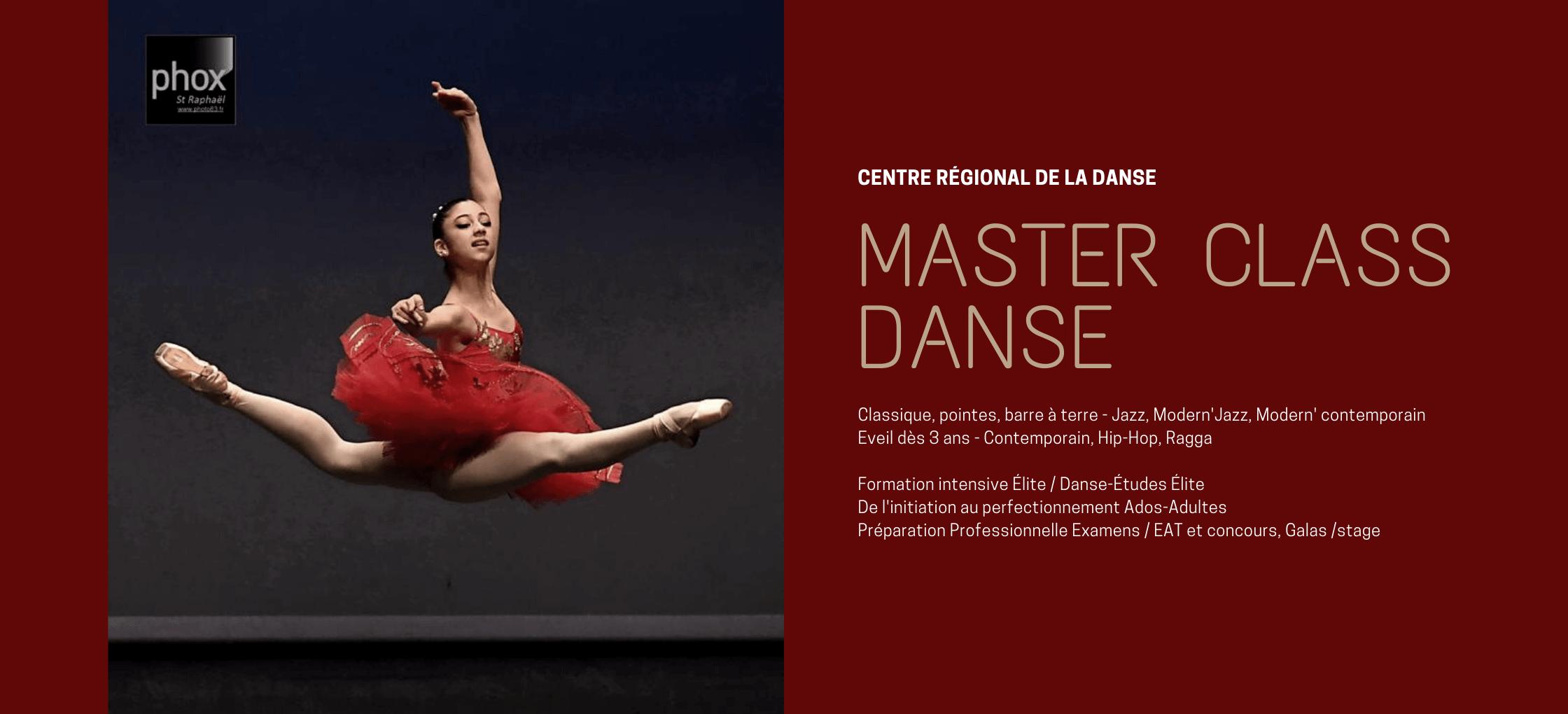 Master Class Danse